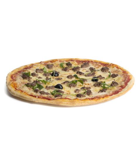 La pizza saumuroise du Jack's Express de Castres