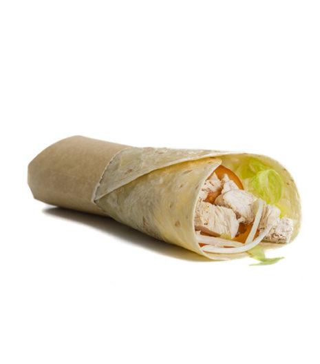 Le tortillas poulet