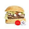 Authentique burger 150 gr du Jack's express de Castres.