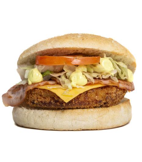 Le Bolly burger du Jack's express de Castres.