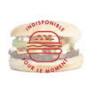 Le californian burger du Jack's express de Castres.