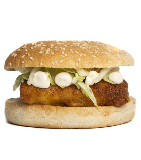 Le suprême fish du Jack's express de Castres.