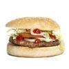 Méga Jack's burger du Jack's express de Castres.