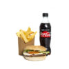 Menu XL Buzz Burger du Jack's express de Castres.