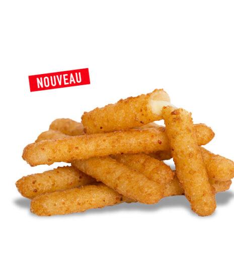 Mozzarella fries Jack's Express Castres