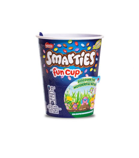 Smarties Cup Jack's Express Castres