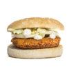 Le suprême chicken burger du Jack's express de Castres.