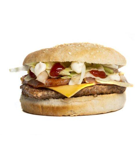 Burger Américano du Jack's Express de Castres