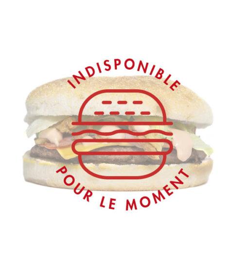 Le 11 burger du Jack's express de Castres.