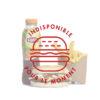Menu XL 11 burger du Jack's express de Castres.