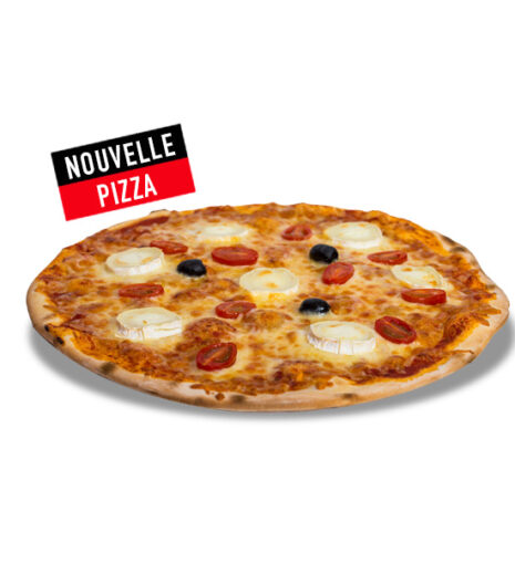 Pizza basquaise Jack's Express Castres