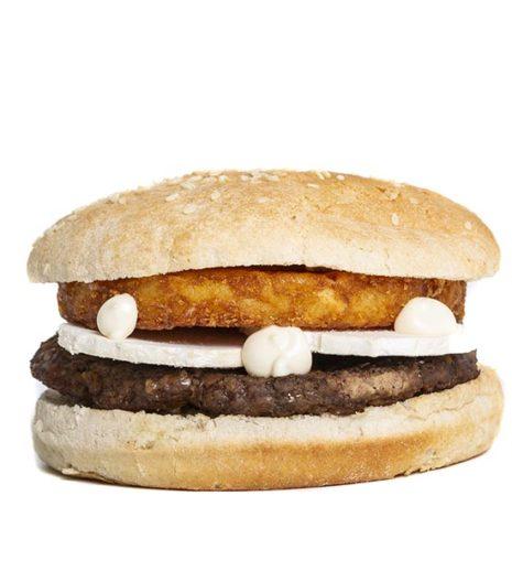 Burger Pyrénéen du Jack's Express de Castres