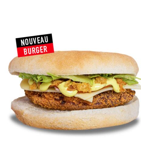 Le burger de Marion Jack's Express Castres