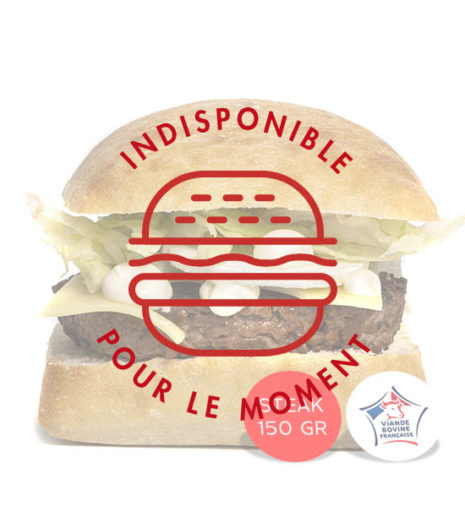Burger fromager