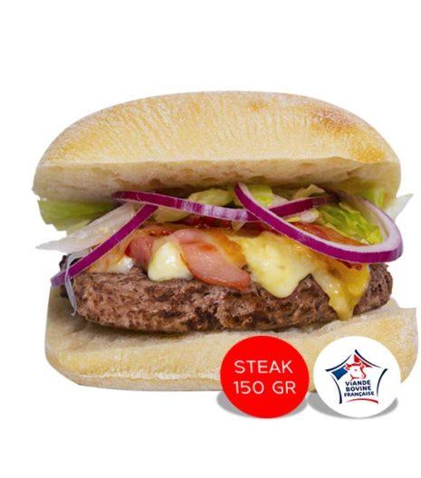 Burger Normand du Jack's Express de Castres