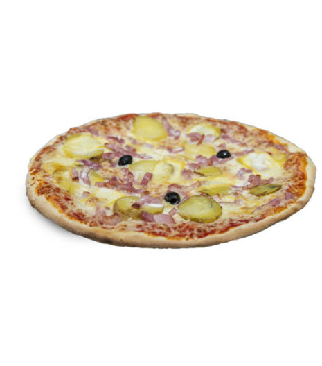Pizza Montagnarde Jack's Express castres