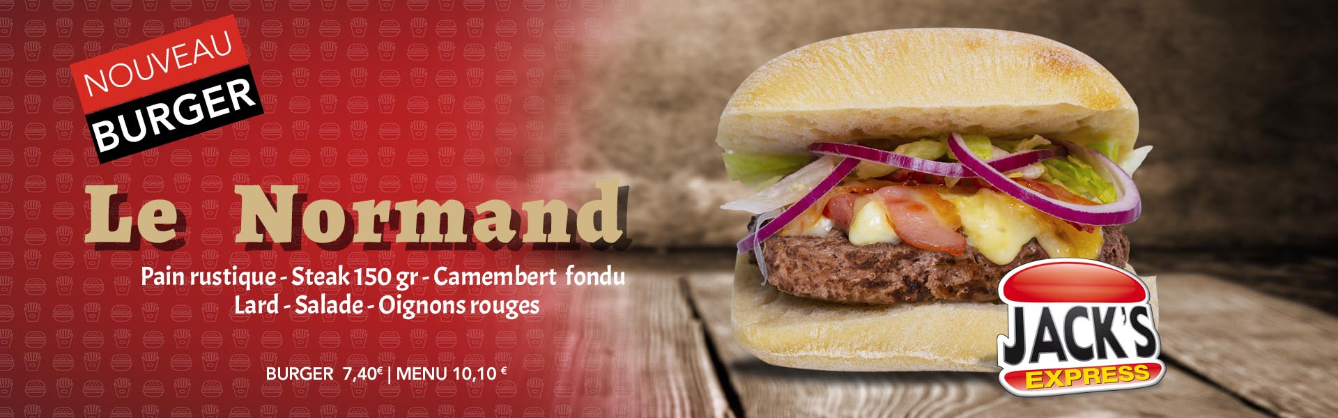 Burger le Normand