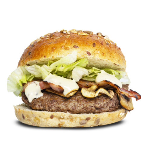 Burger forestier jack's Express Castres