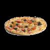 Pizza végétarienne Jack's Express Castres.