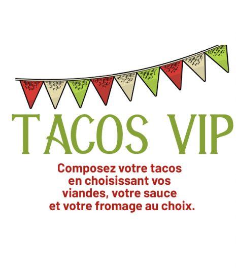 Tacos Vip Jack's Express Castres
